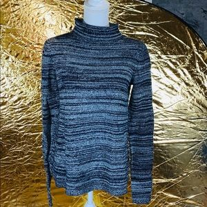 Margaret O'Leary mock neck cashmere sweater